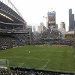 Seattle Sounders – New England Revolution 0:0